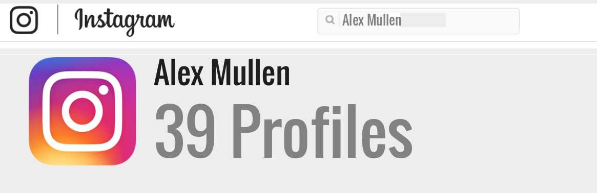 Alex Mullen: Background Data, Facts, Social Media, Net Worth