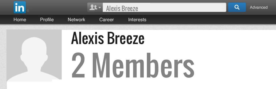 Breeze alexis Alexis Breeze