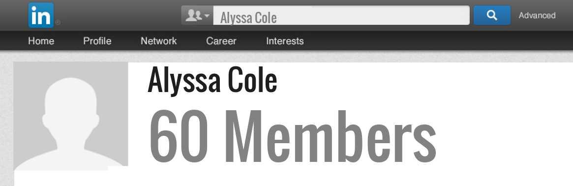 Alyssa cole snapchat