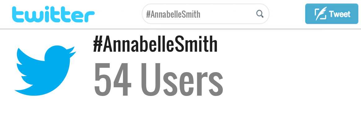 Annabelle Smith twitter account