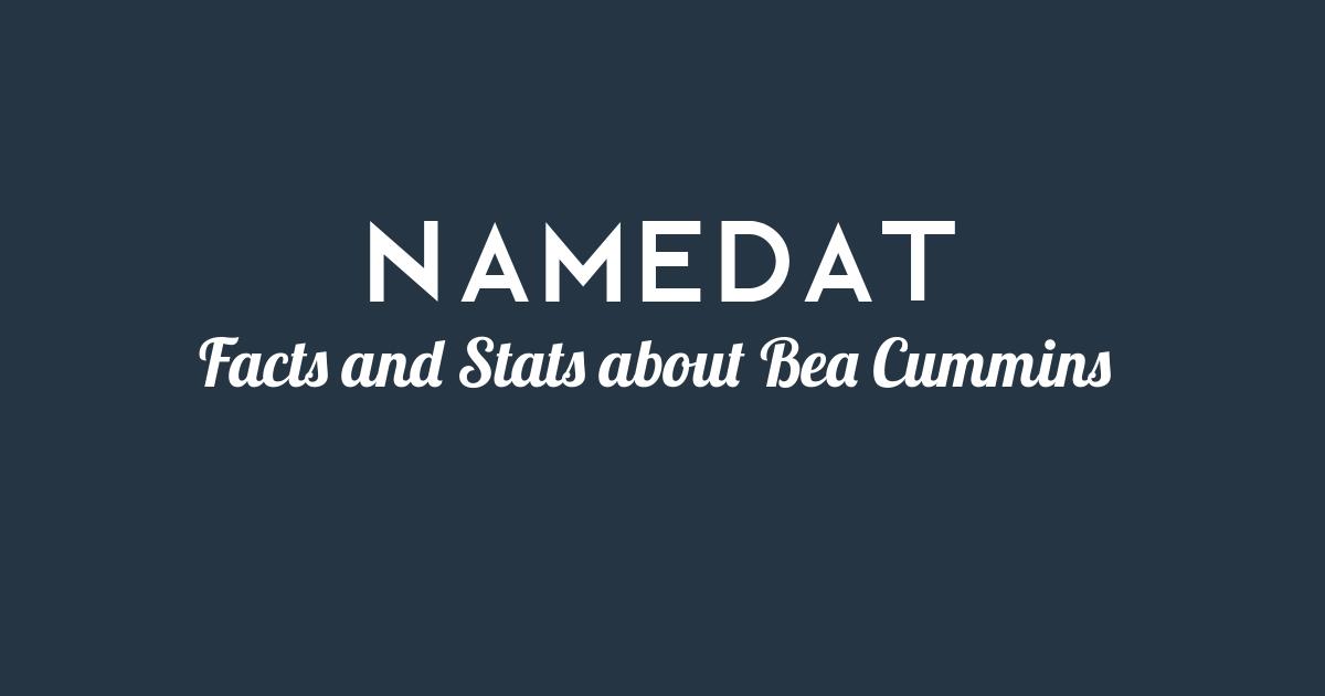 Bea Cummins