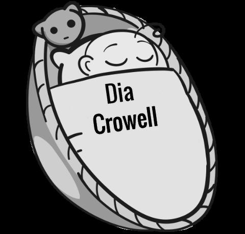 Dia Crowell nude 635