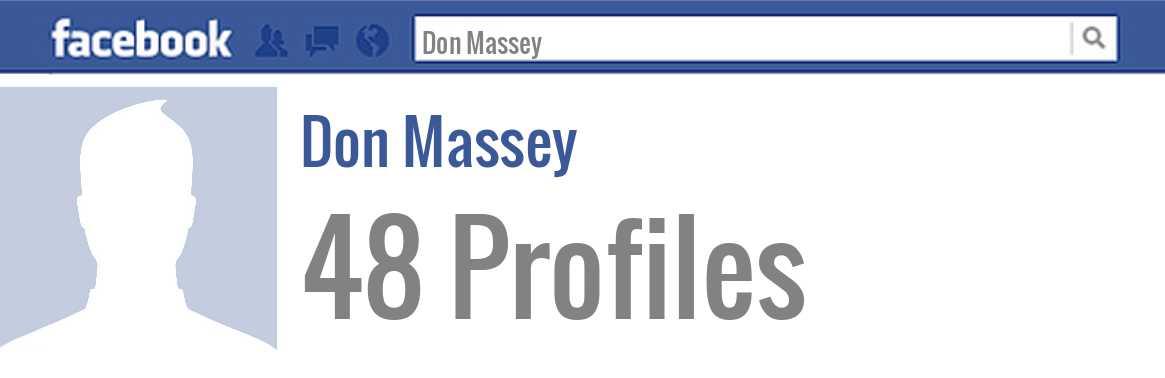 Don Massey