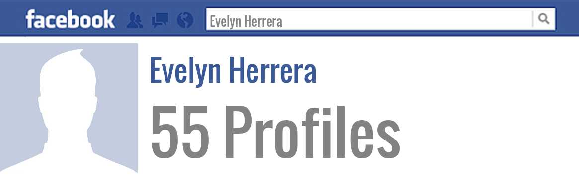 Evelyn Herrera facebook profiles