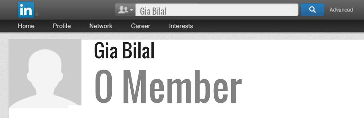 Gia Bilal: Background Data, Facts, Social Media, Net Worth