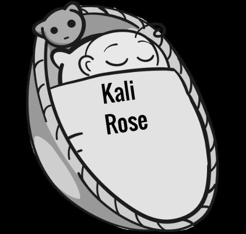 Kali roses snapchat