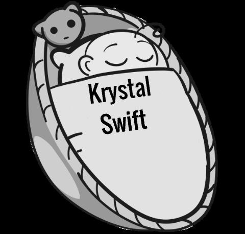 Swift pics krystal Yes Porn