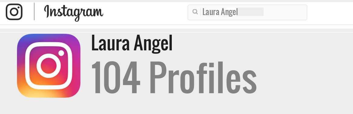 Laura Angel Instagram