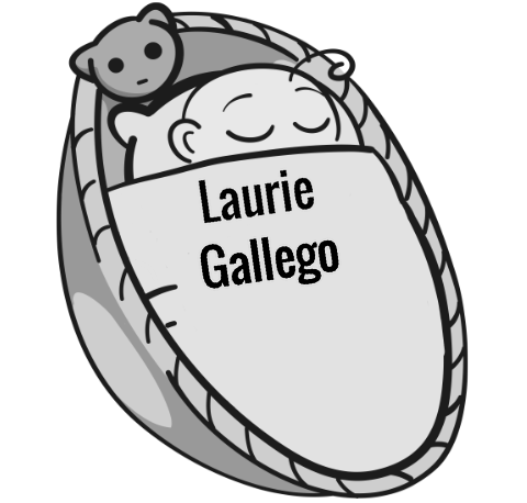 Laurie Gallego sleeping baby
