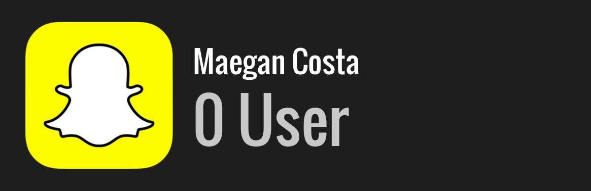 Maegan Costa: Background Data, Facts, Social Media, Net ...