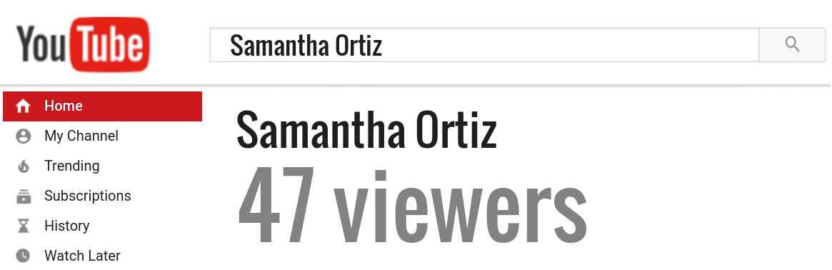 Samantha ortiz snapchat