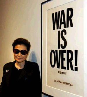 Yoko: War is Over