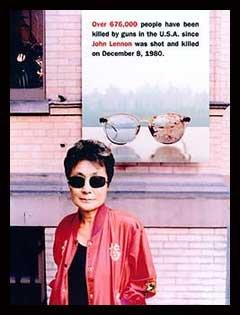Yoko Ono Sunglasses