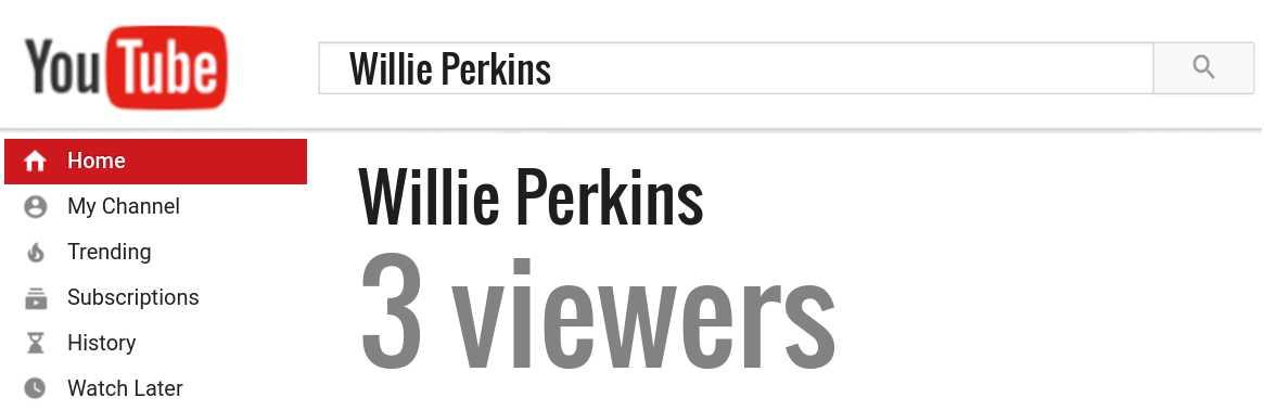 Willie Perkins